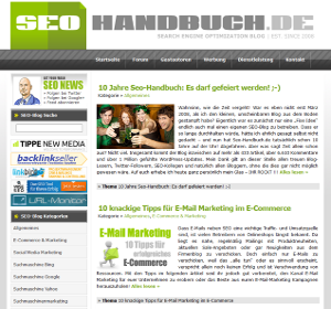Seo-Handbuch.de Online-Marketing Blog